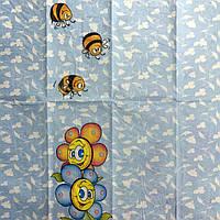 """Салфетка декупажная 33x33см 21 """"Летающие пчелы"""""""