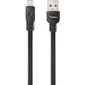 USB-кабель Gelius Pro Armor MicroUSB чорний