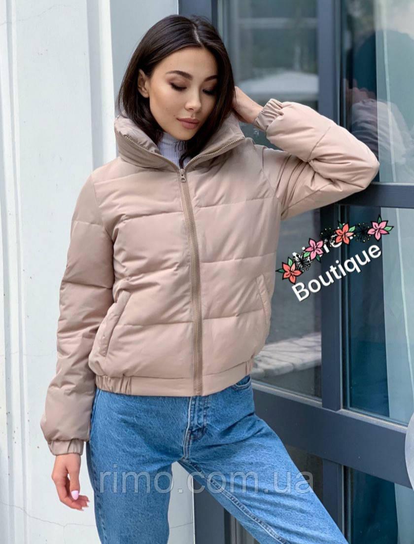 Куртка демісезонна жіноча Леора (7 кольорів)