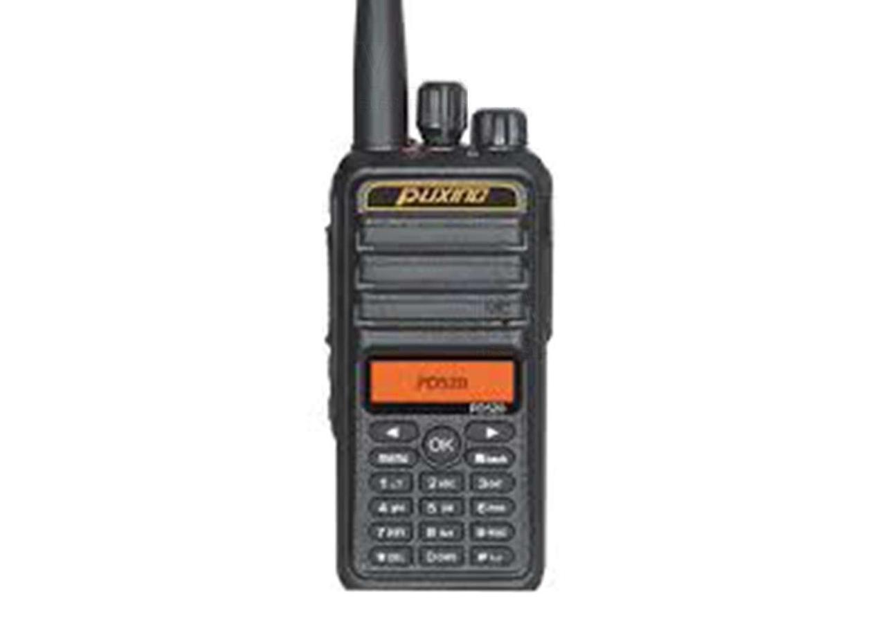 Рация Puxing PD-520 UHF (цифровая DMR)
