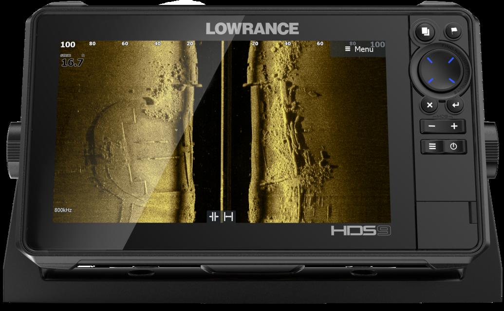 Эхолот Lowrance HDS-9 Live Active Imaging