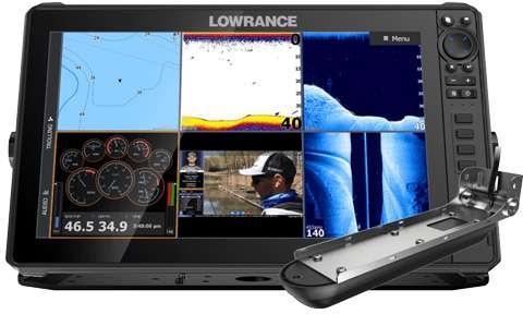 Эхолот Lowrance HDS 16 Live Active Imaging 3-1
