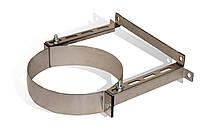 Хомут стінний Versia-Lux ф 125 мм з регулюванням від 0 до 100 мм 10816, КОД: 1842444