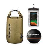 Беспроводный эхолот DEEPER PRO+ WiFi+GPS Summer Bundle, фото 2