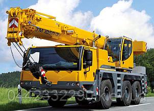 Аренда автокрана 50 тонн - Киев Киевская область