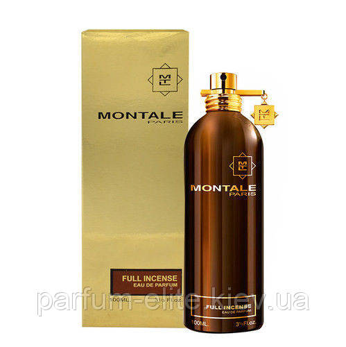 Парфюмированная вода унисекс Montale Full Incense 50ml