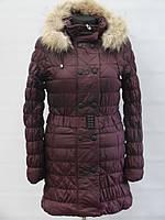 Куртки зимние на девочек оптом со склада