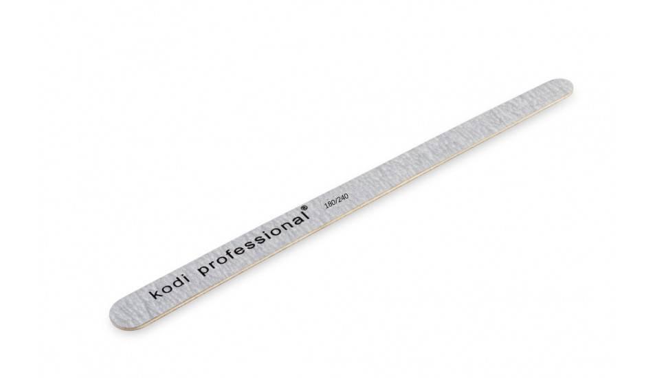 Пилка Kodi капелька grey180/240