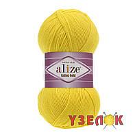 Alize Cotton Gold №110 желтый