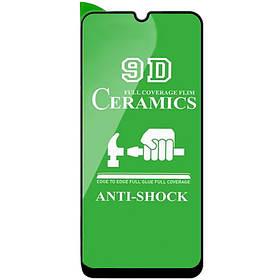 Захисна плівка Ceramics 9D (без упак.) для Realme C3