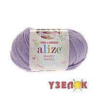Alize Baby Wool №146 лиловый