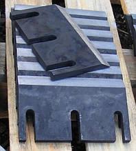 """Ножі подрібнювача гілок """"Drovosek"""" для ДС-80, ДС-80В, ДС-80Т, ДС-80БД7"""