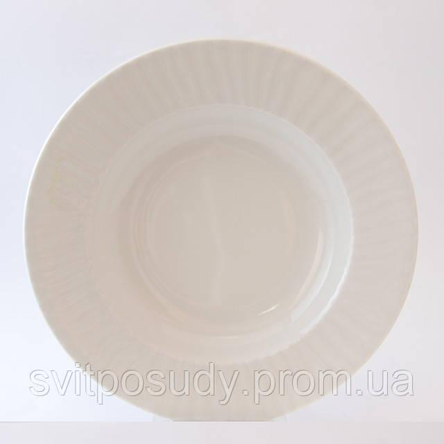 Тарелка 225 мм глубокая