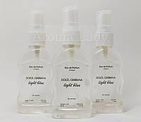 Женская парфюмерная вода Dolce&Gabbana Light Blue (Дольче габана лайт блу) 50 мл