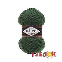 Alize Lanagold Fine №118 зеленый, фото 1