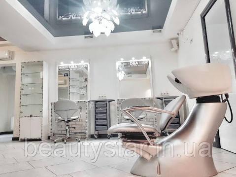 Мойки и кресла для салонов красоты