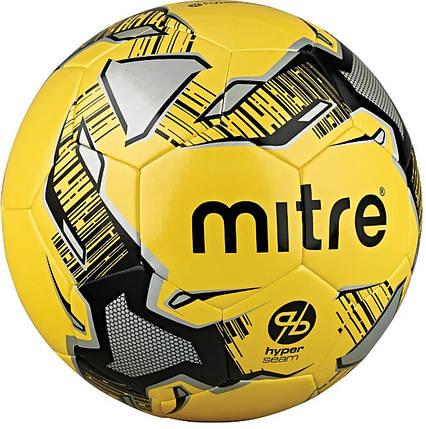 Футбольный мяч Mitre Calcio Hyperseam Fb BB1102YBS, фото 2