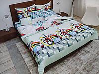Детское полуторное постельное белье. 150*220