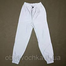 Світловідбиваючі штани джоггери розмір  M