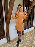 Женское Платье на пуговицах, фото 2