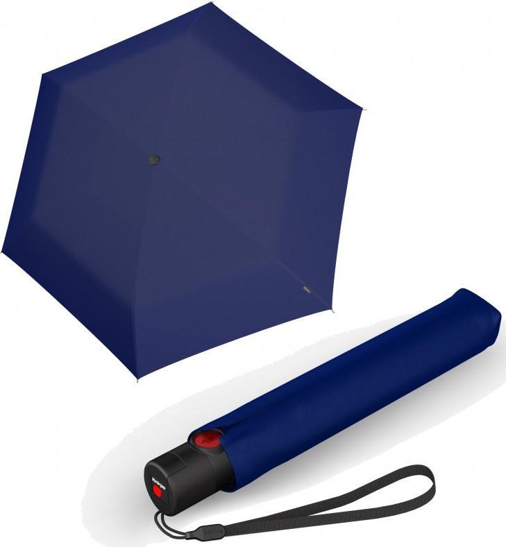 Зонт автоматический  Knirps U 200 Ultra Duomatic, темно розовый
