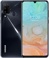 """Doogee N20 Pro 6/128 Гб, Тройная камера 16+8+8 Мп, 4350 mAh, 4G, 8 ядер, Android 9.0, Дисплей 6.3"""", фото 1"""