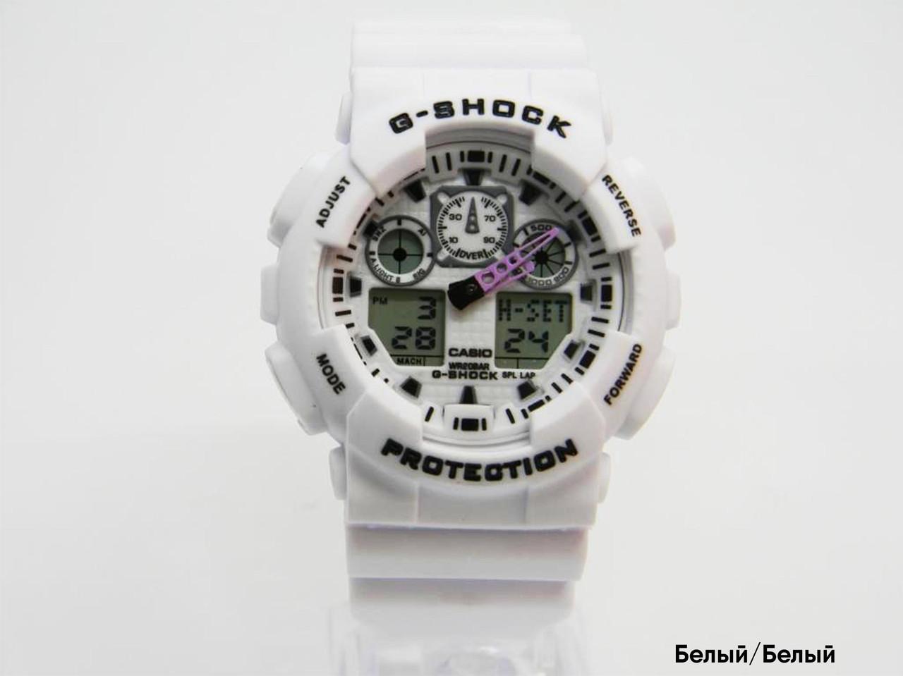 Годинник наручний CASIO G-SHOCK GA-100