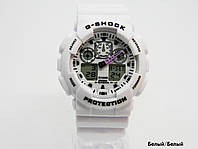 Годинник наручний CASIO G-SHOCK GA-100, фото 1