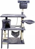 Когтеточка домик дряпка FunFit 1950 Когтеточка для кошек