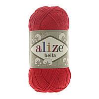 Alize Bella №56 красный, фото 1
