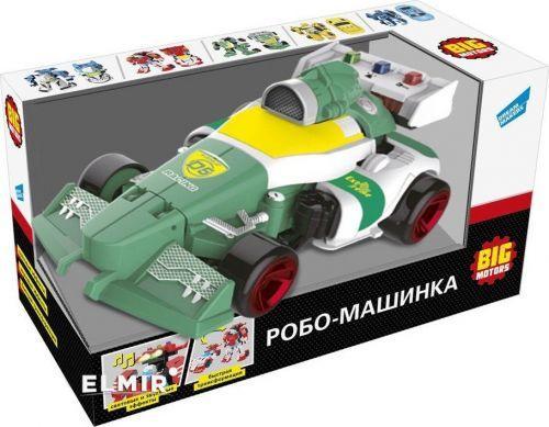 Трансформер Mecha: Машина зеленый D622-H045A