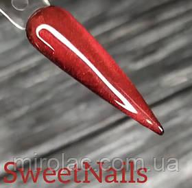 Красная кошка хрустальная Sweet nails