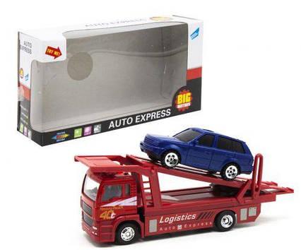 """Набор """"Logistics Express"""", красный JL81030"""