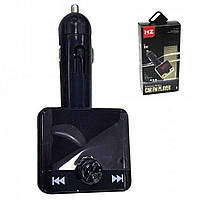 Трансмиттер / Fm модулятор / Автомобильный трансмиттер H2 + BT