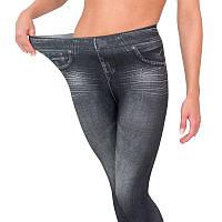Корректирующие джинсы Slim N Lift Caresse Jeans Черный L / XL