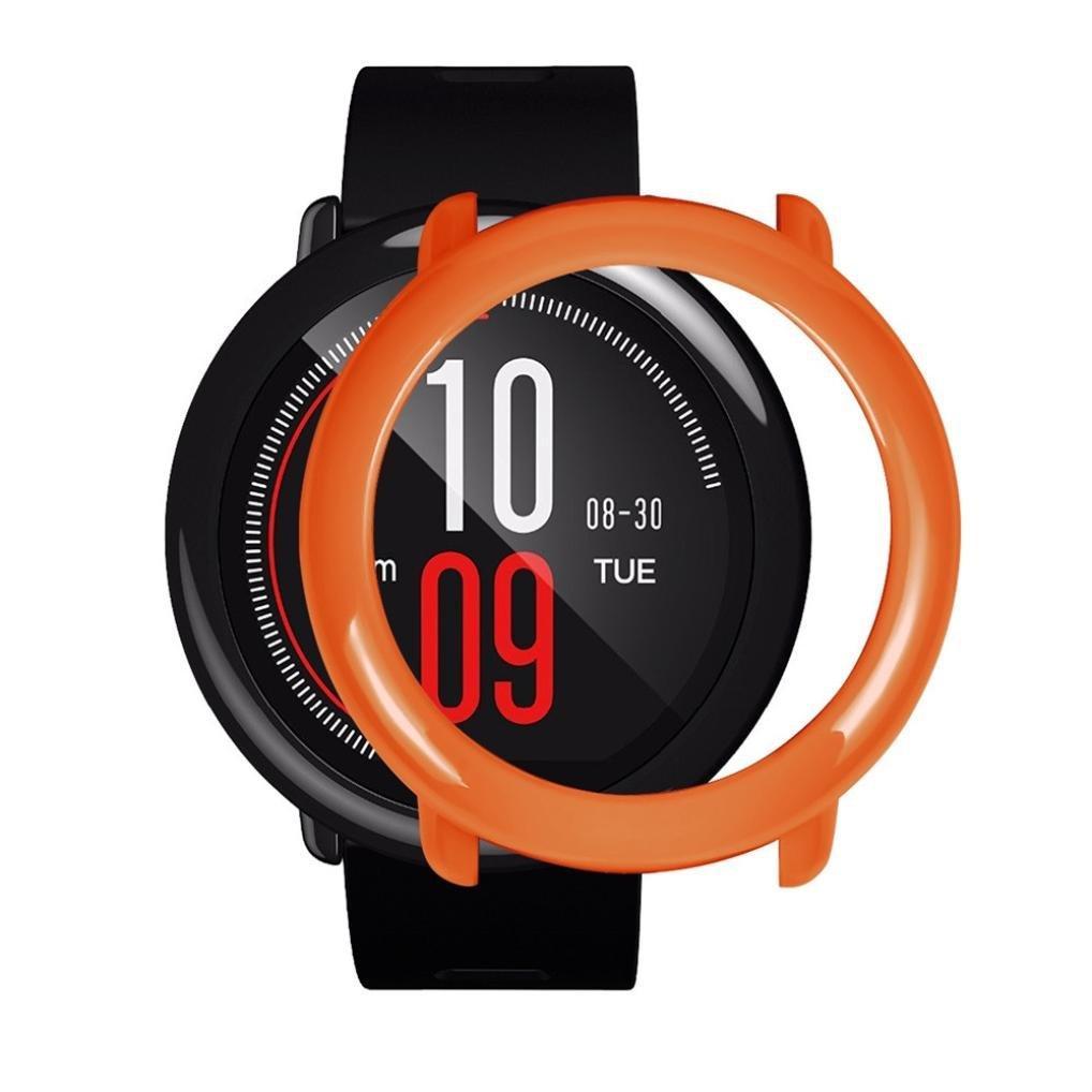 Amazfit Pace Защитный бампер для смарт часов, Orange