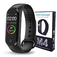 Смарт часы Xiaomi Mi Band M4 / Фитнес-браслет для спорта / Трекер