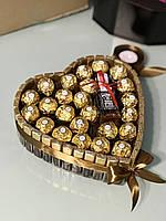 Подарунковий бокс/ шоколадний подарунок/подарунок для дівчини/ хлопця/ оригінальний подарунок