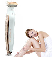 Электробритва для удаления волос с тела New Flawless Body / Триммер для тела