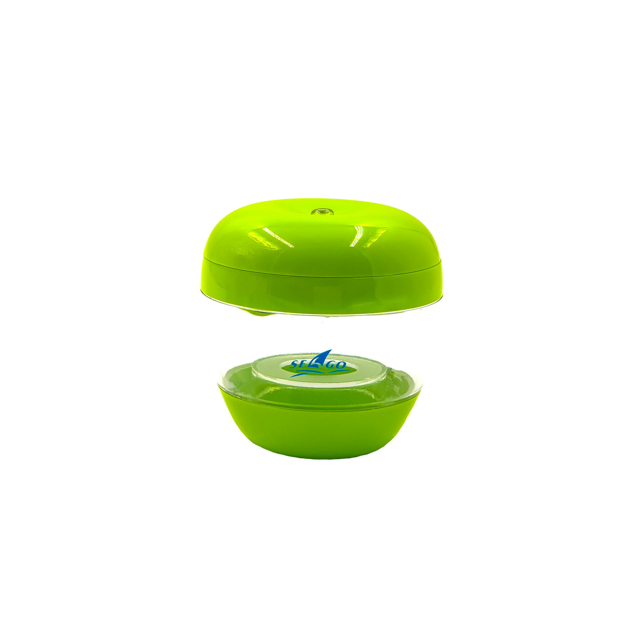 Ультрафіолетовий портативний стерилізатор сосок і пустушок Seago SG113, Green (K1010050253)
