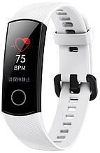 Ремешок для фитнес-браслета Huawei Honor Band 4 и 5 White