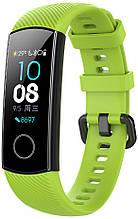 Ремешок для фитнес-браслета Huawei Honor Band 4 и 5 Green