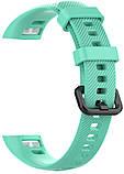 Ремінець для фітнес-браслета Huawei Honor Band 4 і 5 Mint, фото 2