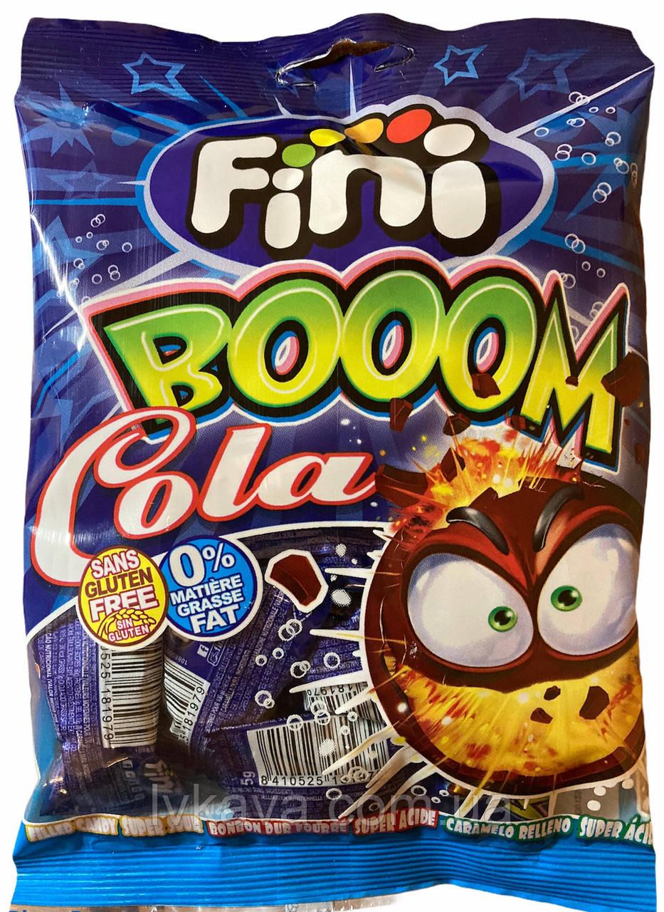 Леденцы FINI Boom Cola , 80 гр