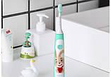 Xiaomi Soocas C1 White-Blue Дитяча звукова електрична зубна щітка, фото 4