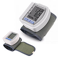 Цифровой тонометр на запястье Automatic Blood Pressure автоматический