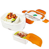 Ланчбокс с подогревом от сети 220 вольт / Electric Lunch Box