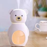 Увлажнитель воздуха Медведь 1178 Белый