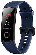 Ремешок для фитнес-браслета Huawei Honor Band 4 и 5 Dark blue