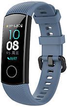 Ремінець для фітнес-браслета Huawei Honor Band 4 і 5 Gray blue